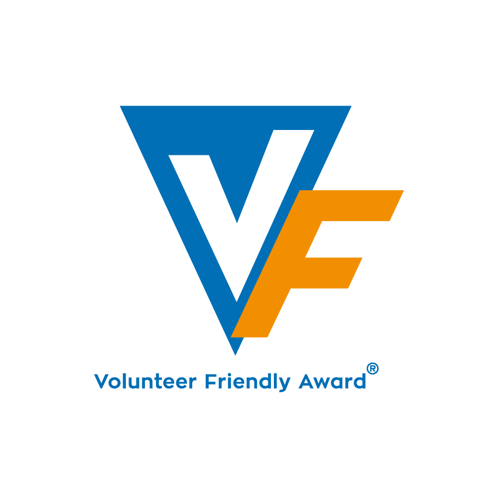 Volunteer Friendly Logo